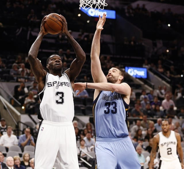 Nba News: Dewayne Dedmon Declines Option With Spurs, Becoming Free Agent