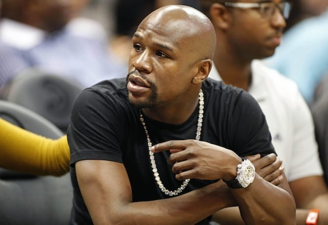 Nba News: Floyd Mayweather Interested In Purchasing Team After Meeting With Magic Johnson