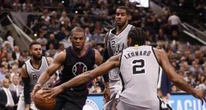 Chris Paul Clippers Spurs