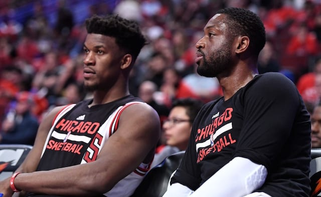 Nba Rumors: Chicago Bulls Schedule Meeting With Jimmy Butler, Dwyane Wade To Discuss Future