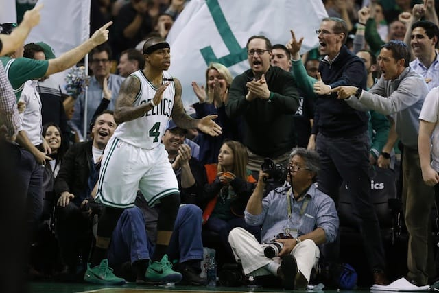 Nba Playoffs Highlights: Isaiah Thomas Drops 53 Points On Wizards, Warriors Cruise Past Jazz