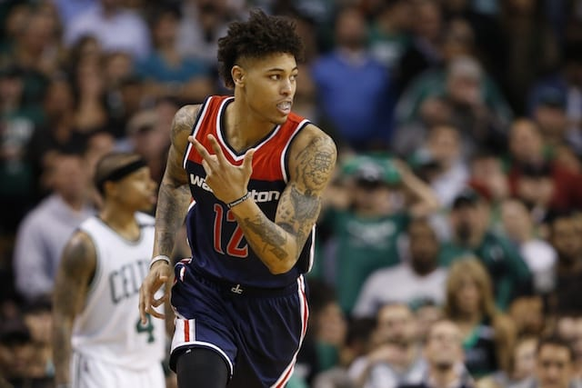 Nba News: Kelly Oubre Jr. Suspended For Wizards-celtics Game 4