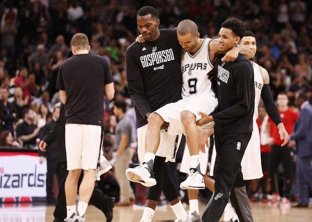 Tony Parker NBA Spurs
