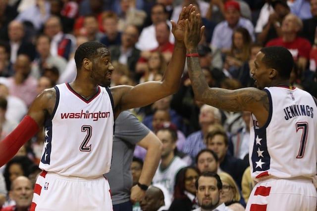 Nba Playoffs Highlights: John Wall Leads Wizards Past Celtics, Warriors Take 2-0 Lead