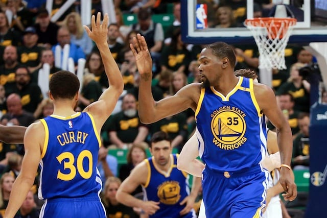 Nba Playoffs Highlights: Warriors Put Jazz On The Brink Of Elimination