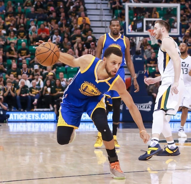 Nba Playoffs Highlights: Warriors Crush Jazz For Series Sweep