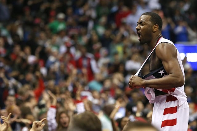 Nba Playoffs Highlights: John Wall's Last Second Three-pointer Gives Wizards Game 6 Victory