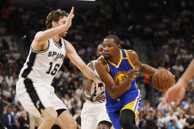 Nba News: Pau Gasol Says Warriors Playing At 'highest Level Right Now'