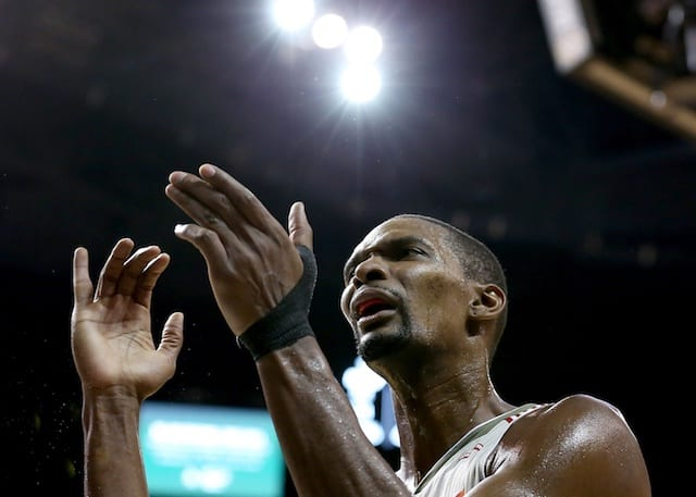 Lakers Rumors: Chris Bosh Signing With Los Angeles A Possibility?