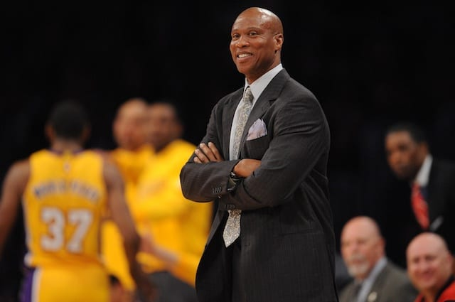 Exclusive: Byron Scott On New Book, Lakers, Magic, Paul George, Ingram, Lavar Ball, & More