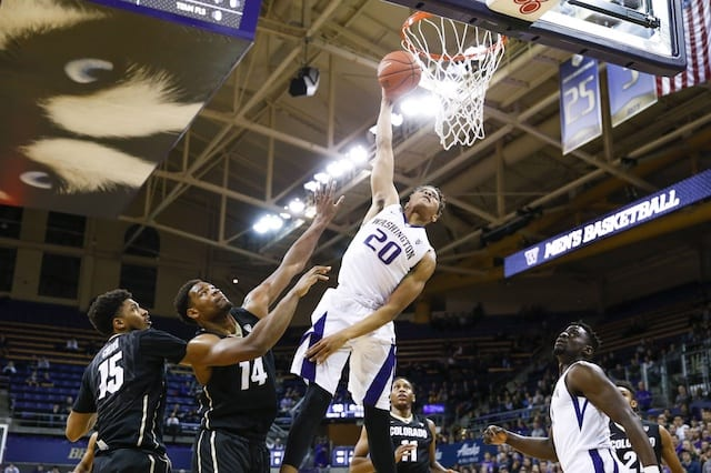 Nba Draft: Potential No. 1 Pick Markelle Fultz Got Hops