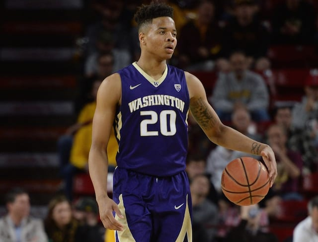 Nba Draft: Markelle Fultz, De'aaron Fox To Attend Draft Combine