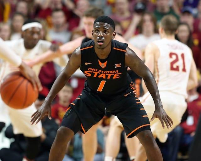 Lakers Nation Nba Draft Profiles: Jawun Evans, Oklahoma State