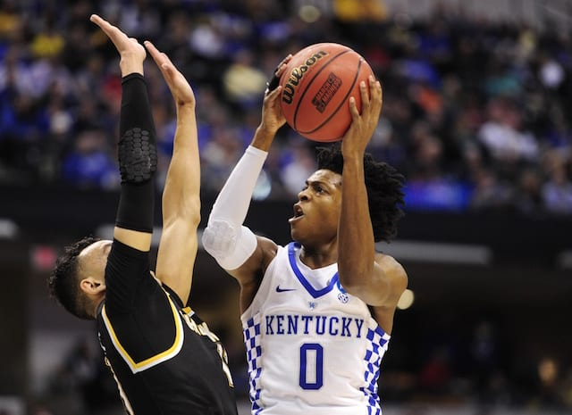 Lakers News: L.a. Expected To Interview De'aaron Fox At Nba Draft Combine
