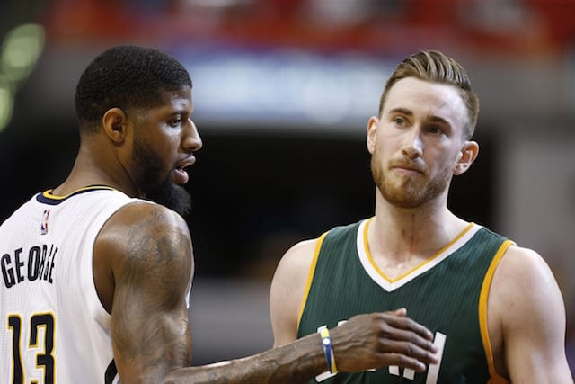 All-nba Teams To Be Announced On Thursday With Major Implications For Paul George, Gordon Hayward