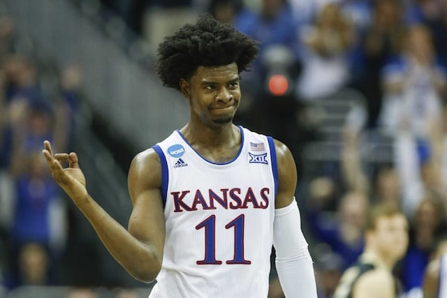 Josh Jackson NBA Draft