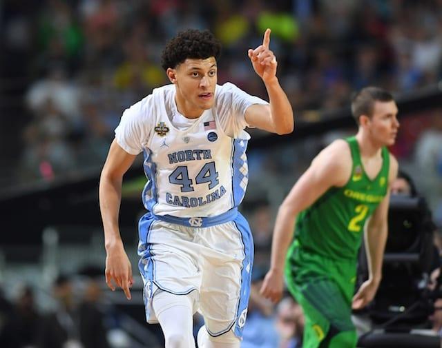 Lakers Nation Nba Draft Profiles: Justin Jackson, North Carolina