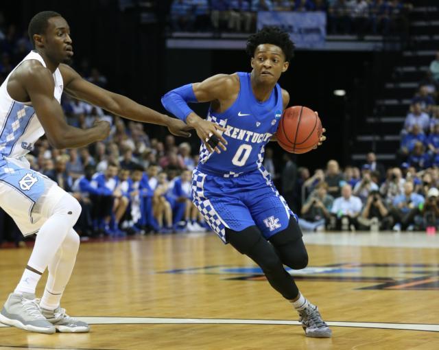 Nba Draft Rumors: Sacramento Kings Looking To Move Up For De'aaron Fox?
