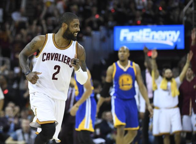 Nba Finals Highlights: Lebron James, Kyrie Irving Help Cavaliers Avoid Sweep