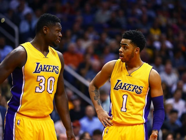 Lakers Rumors: Organization Questions How Well D'angelo Russell, Julius Randle Take Criticism