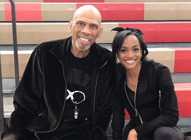 Lakers Legend Kareem Abdul-jabbar Guest Stars On The Bachelorette
