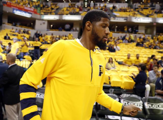 Lakers Not Yet Among Teams Pacers Engaging In Trade Talks With For Paul George