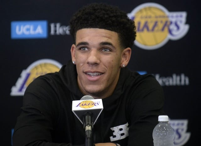 "Can Lakers Pg Lonzo Ball Be ""transcendent"" As A Rookie?"