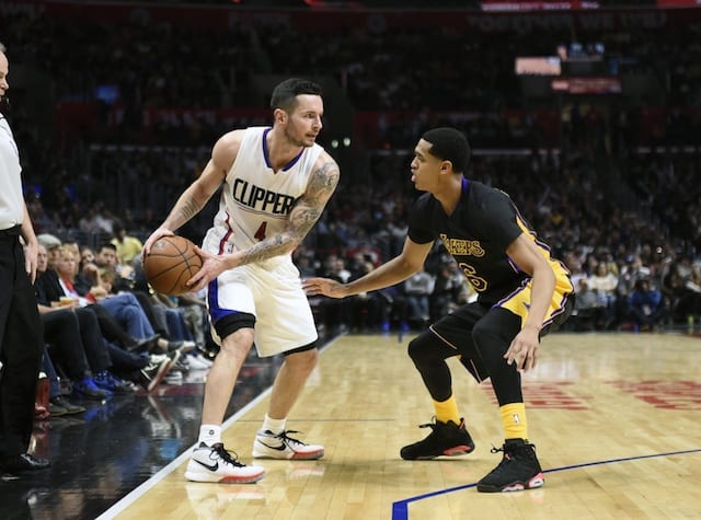 Lakers News: Jordan Clarkson Recruits Clippers Free Agent J.j. Redick