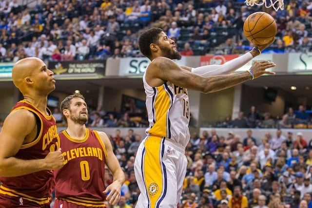 Nba Trade Rumors: Cavs Discussed 3-way Deal With Pacers, Nuggets To Land Paul George