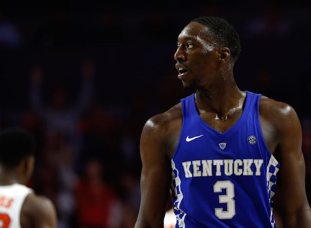 Lakers Nation Nba Draft Profiles: Bam Adebayo, Kentucky