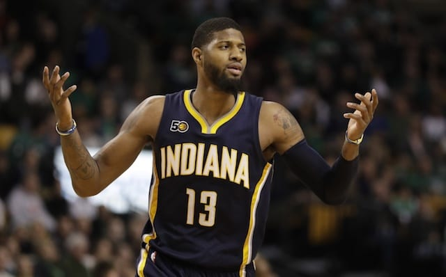 Nba Trade Rumors: Celtics Consider Pacers' Demands For Paul George Deal 'unrealistic'