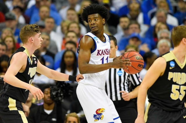 Lakers Draft Rumors: Josh Jackson Has 'strong Supporters' Within Organization