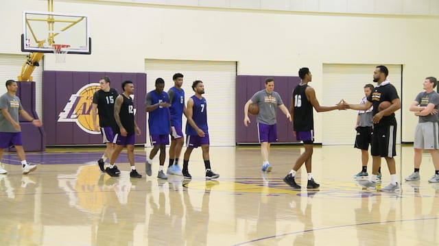 Lakers Draft Workouts: Robinson, Bird, Blackmon, Smith, Hicks, Cavanaugh