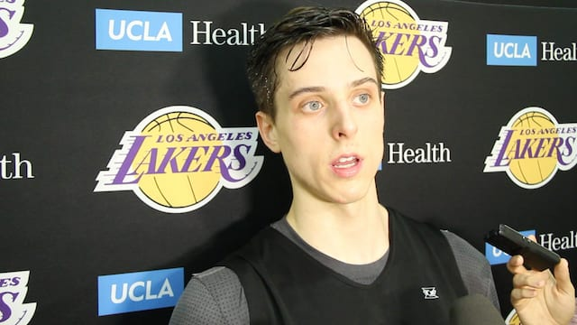 Lakers Draft Workouts: Collins, Nelson, Holmes, Huff, Petrasek, Webster