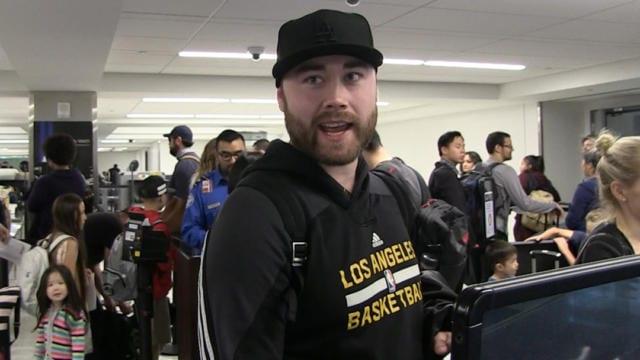 Jesse Buss Explains Lakers' Nba Draft Strategy