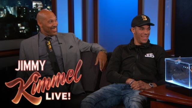 Nba Video: Lonzo & Lavar Ball Say They Can Beat Michael Jordan One-on-one
