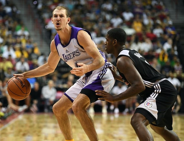 Lakers' Biggest Winners And Losers From 2017 Summer League