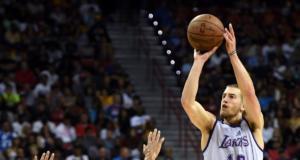 Matt Thomas Lakers