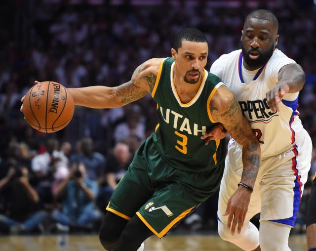 Nba News: George Hill Agrees To Three-year Contract With Sacramento Kings