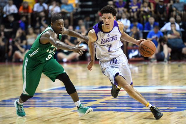 Lakers Summer League Recap: Lonzo Ball, Kyle Kuzma Shine, But L.a. Falls To Celtics