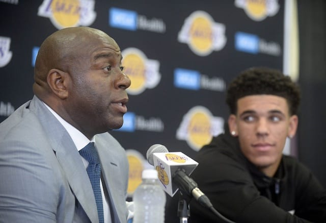 Mark Jackson: Lakers Rookie Lonzo Ball 'will Not Be Better Than Magic Johnson'