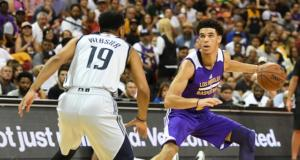 Lonzo Ball, Lakers, Summer League