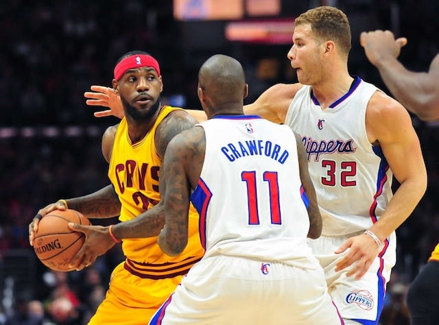 Nba Rumors: Jamal Crawford Spoke With Lebron James About Joining Cavs