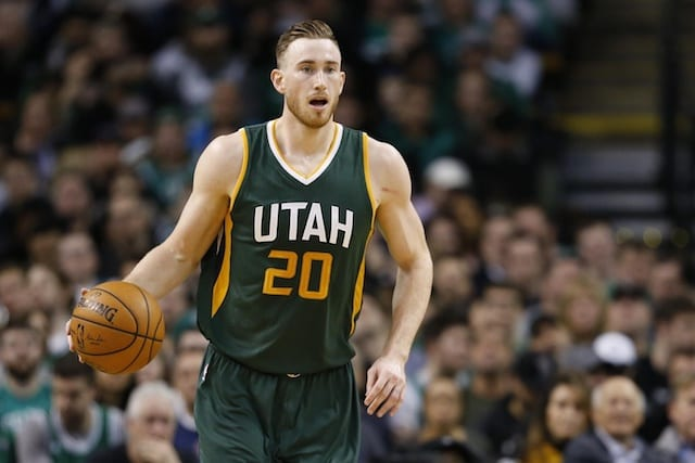 Nba News: Conflicting Reports Surface About Gordon Hayward's Decision In Free Agency