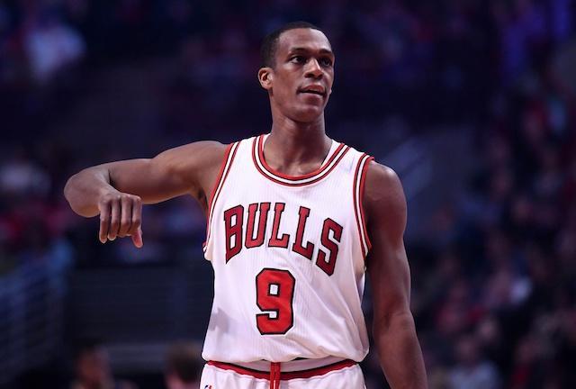 Rajon Rondo, Bulls, Pelicans