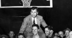 John Kundla, George Mikan, Lakers