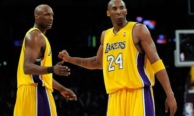 Lakers News: Lamar Odom Says Kobe Bryant's Competitive Spirit Was Second To None