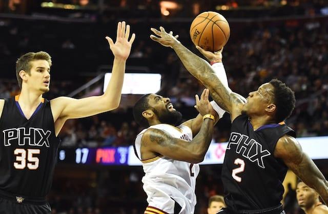 Nba Trade Rumors: Suns Offer Eric Bledsoe, Dragan Bender, Draft Pick For Kyrie Irving