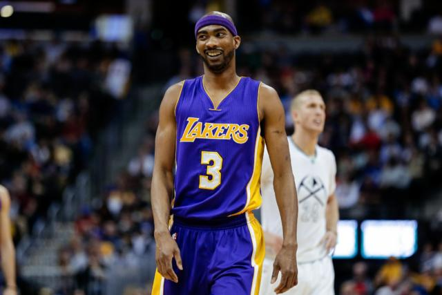 Corey Brewer Lakers
