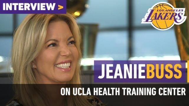 Lakers Video: Jeanie Buss Breaks Down Benefits Of New Practice Facility